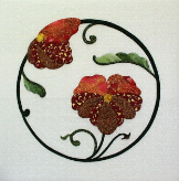 15 (Modified) Ivy Applique Pattern