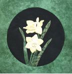 Definitely Daffodil Applique Patern