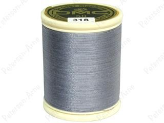 DMC Lite Steel Grey Thread - 318
