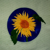 Sunflower Applique Pattern